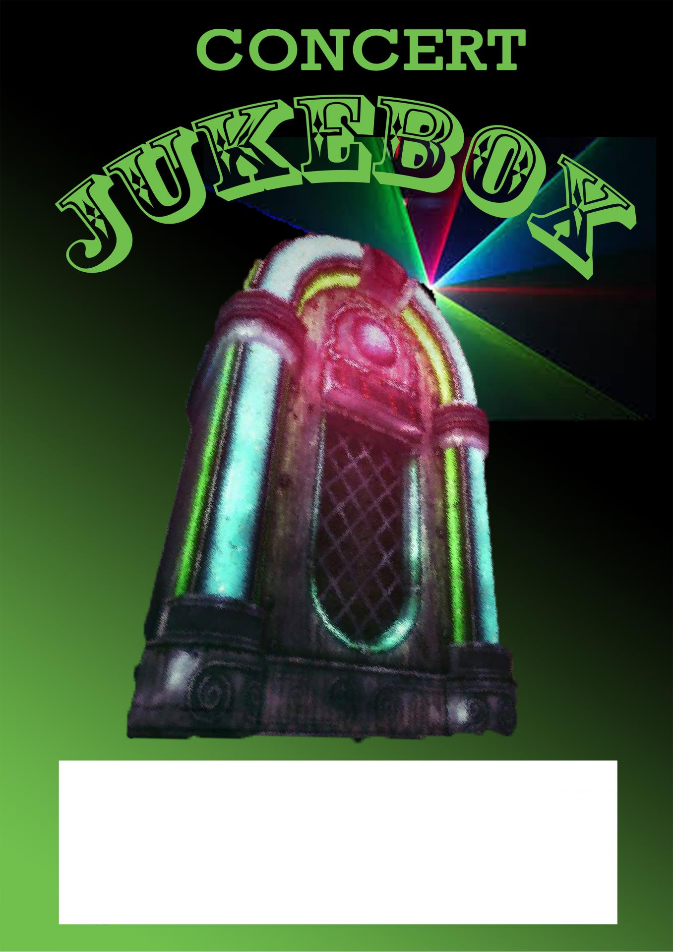 Affiche jukebox