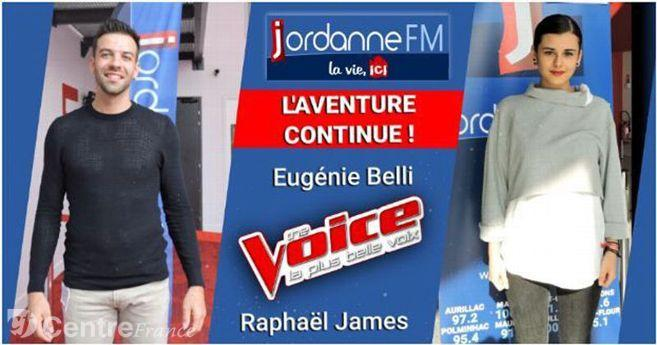 Selection the voice aurillac 2909115